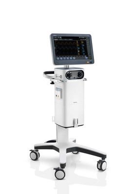 Mindray estrena el respirador SV800 de alta calidad en Viena