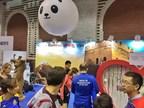 Chinesische Laufkultur auf der Berlin Marathon Expo 2017