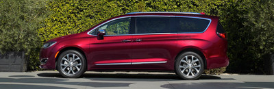 The 2017 Chrysler Pacifica is available now at Palmen Dodge Chrysler Jeep of Racine.