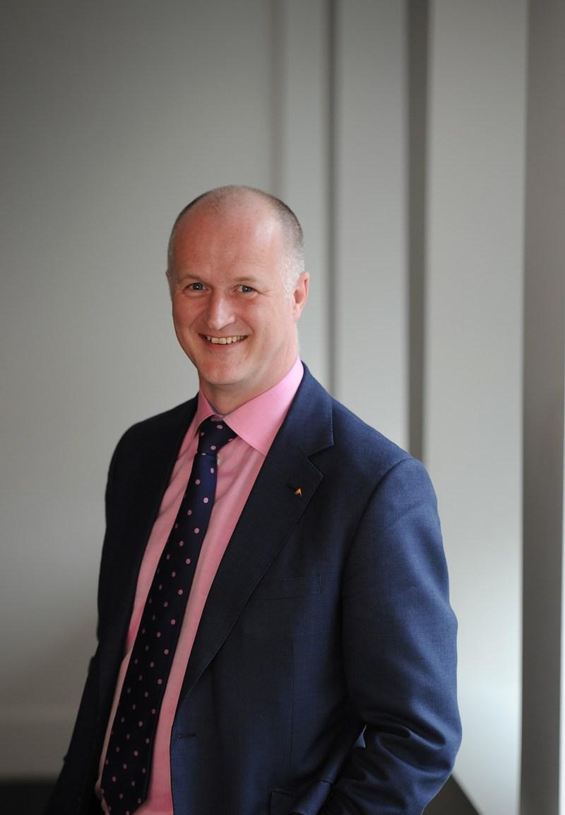 David Mellor, CEO-elect of Crowe Horwath International