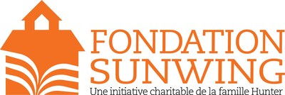 Logo : Fondation Sunwing (Groupe CNW/Sunwing Foundation)