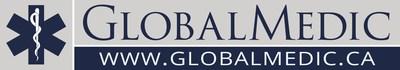 Logo : GlobalMedic (Groupe CNW/Sunwing Foundation)