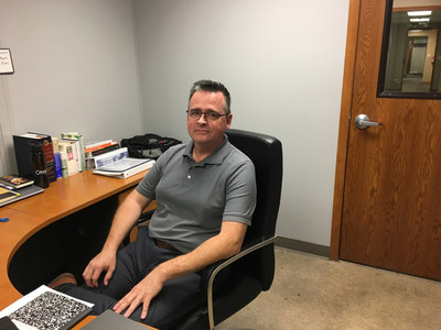 HTI Plastics Tool Room Manager - Frank Carnahan