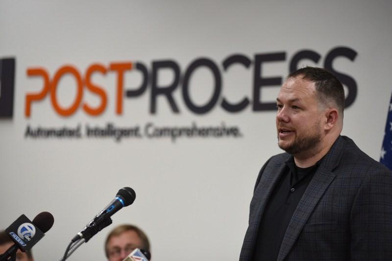 PostProcess Founder & CTO Daniel Hutchinson