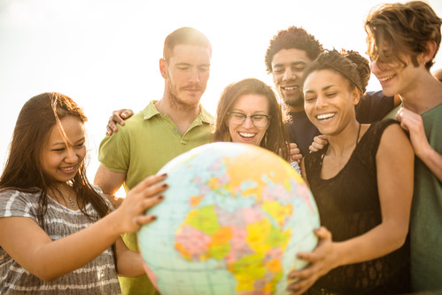 International students stay happy and healthy with protection from Studyinsured.com by Ingle International. (CNW Group/Ingle International Inc.)