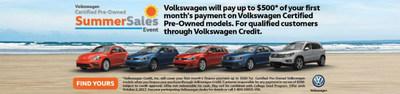 East Pennsylvania residents looking for new Volkswagen vehicles can save big at Orwigsburg dealership J. Bertolet Volkswagen