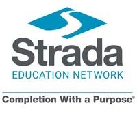 Strada Education Network Logo (PRNewsfoto/Gallup,Strada Education Network)