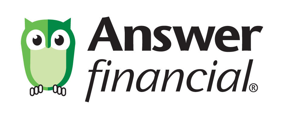 Answer Financial Logo (PRNewsfoto/Answer Financial)