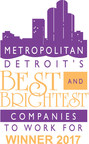Barton Malow: Metropolitan Detroit's Best and Brightest Companies to Work For®