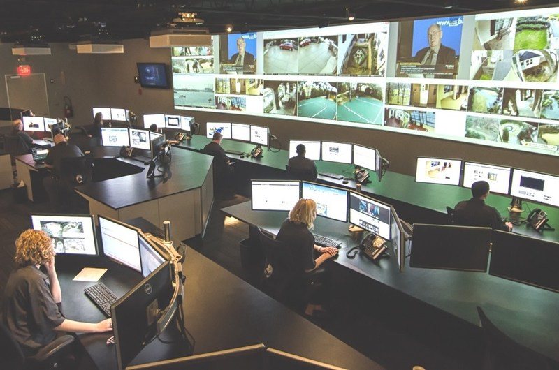 Allied Universal's Monitoring and Response Center (MaRC) is a focused recruiting operation that provides specialized sourcing of GSOC operators and analysts that can be dedicated at a client's location or reside inside the MaRC.
