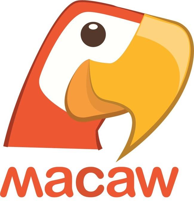 Macaw Software Logo