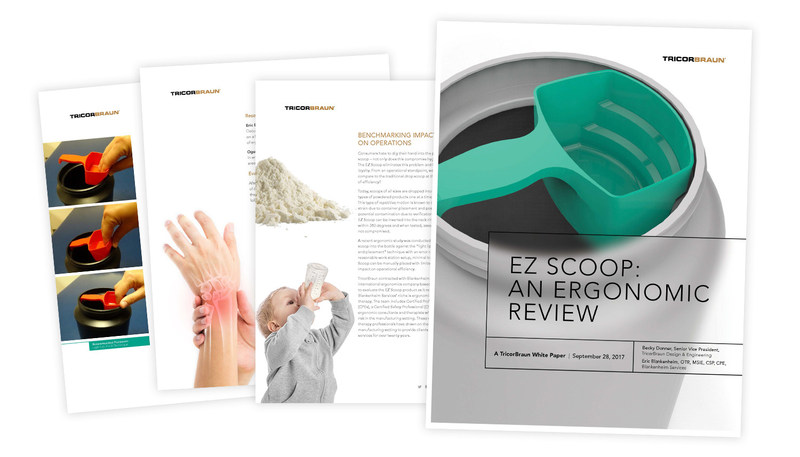 "Download ""EZ Scoop: An Ergonomic Review"" from TricorBraun"