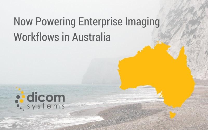 Dicom Systems welcomes Alpenglow Australia