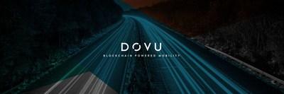 Blockchain Powered Mobility (PRNewsfoto/DOVU)