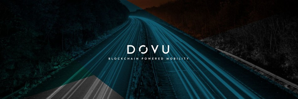 Blockchain Powered Mobility (PRNewsfoto/DOVU)