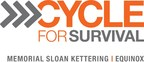 Cycle For Survival Launches 2018 Battle To Beat Rare Cancers In Times Square