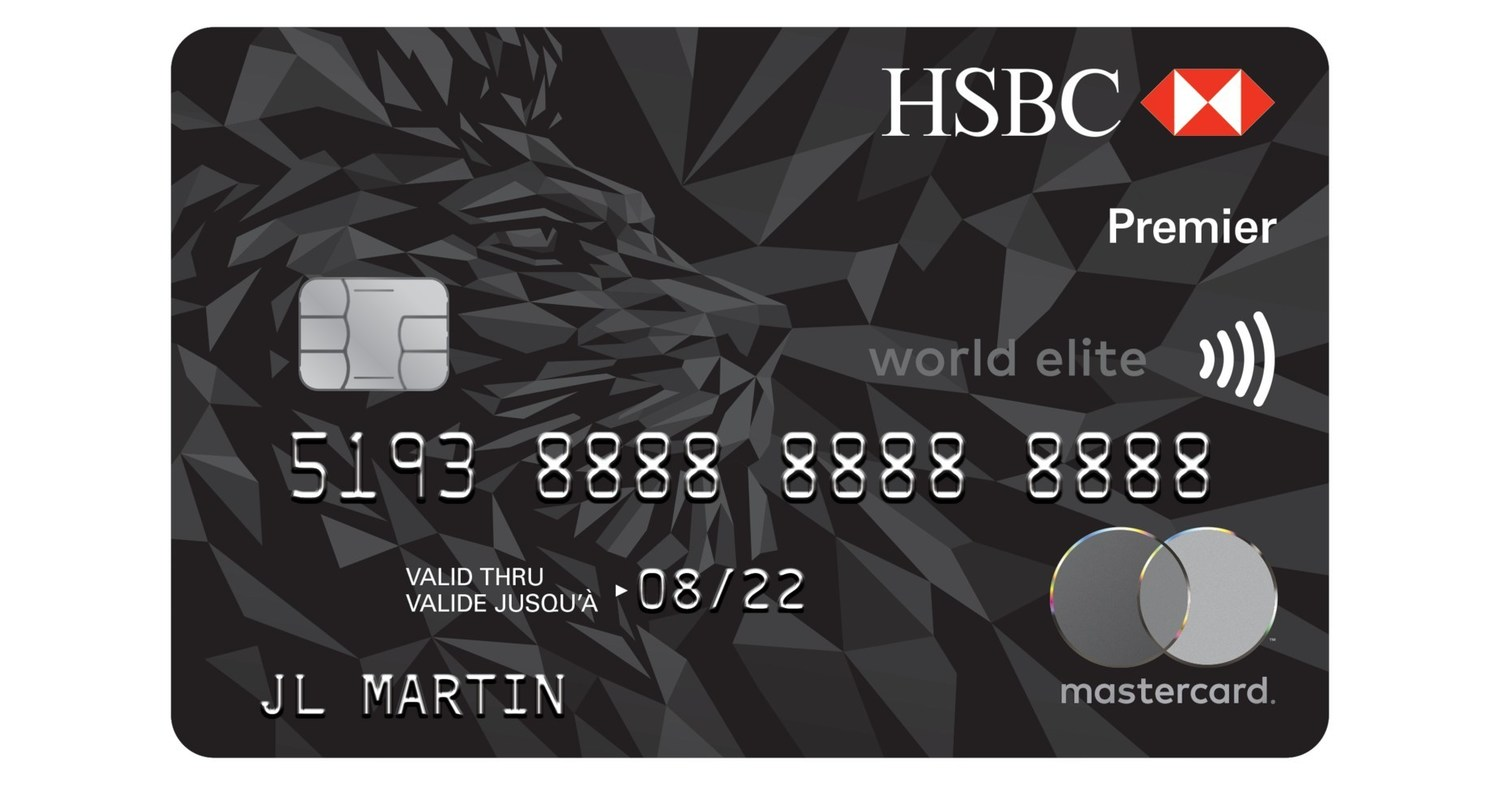 Image result for HSBC Premier World Elite Mastercard® credit card