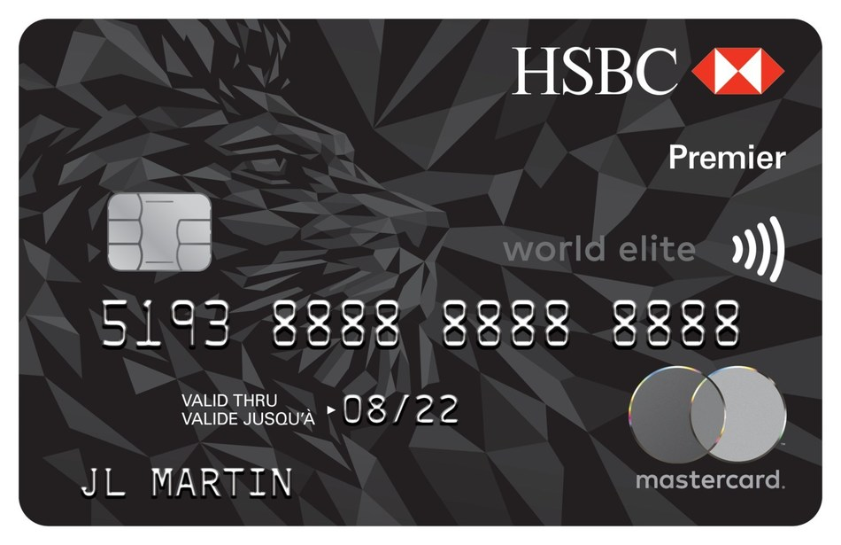 The new HSBC Premier World Elite® Mastercard® has what Canadians say