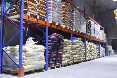 Epet.com's logistic chain supports pet food distribution in China