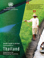 Thailand shares Experience on Sustainability for Developing Nations