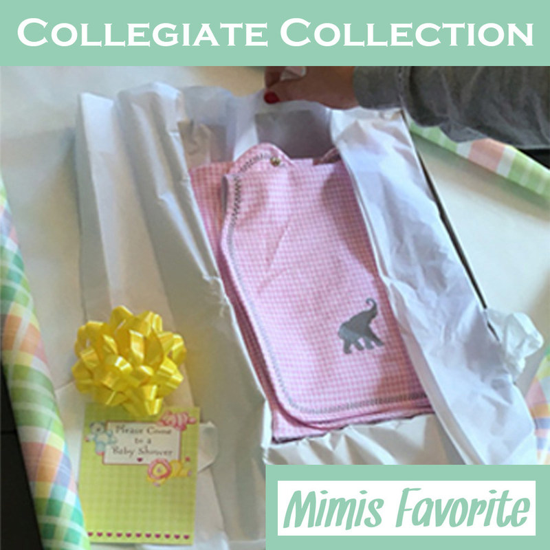 Give the gift they will always treasure from Mimis Favorite Collegiate Collection