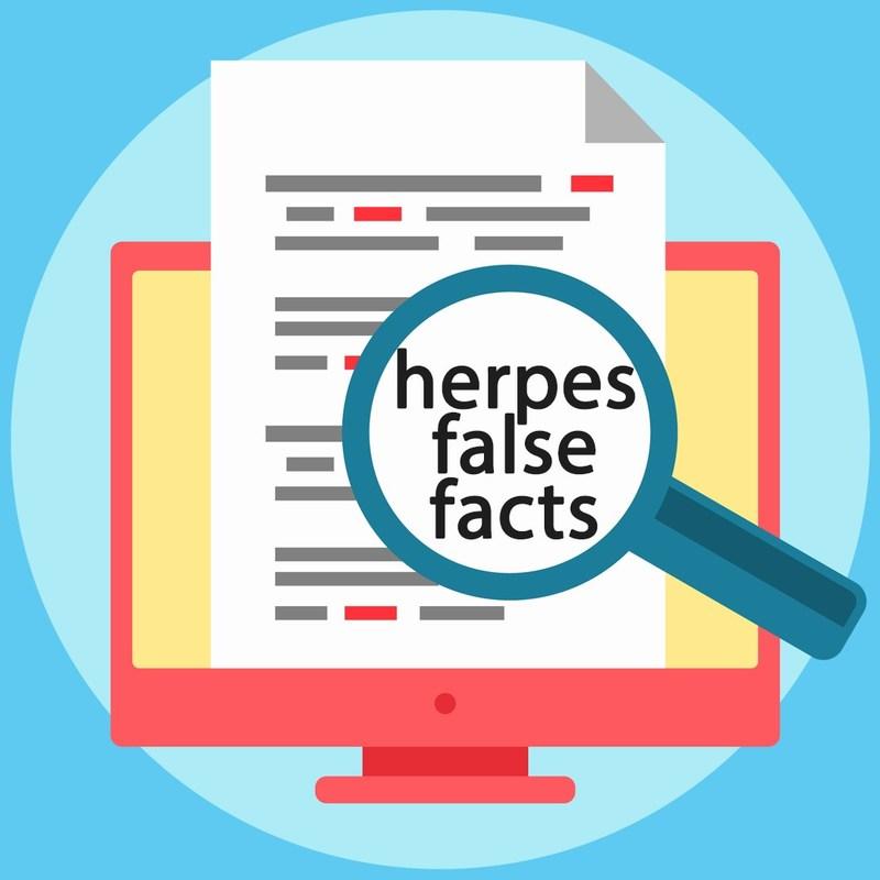 Genital Herpes False Facts