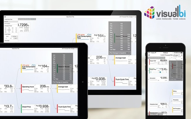 Visual BI Acquires Value Driver Tree Product and IP