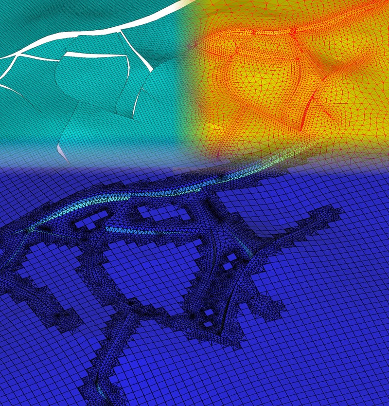 Optimized grids for flow and geomechanical simulations - Paradigm SKUA-GOCAD