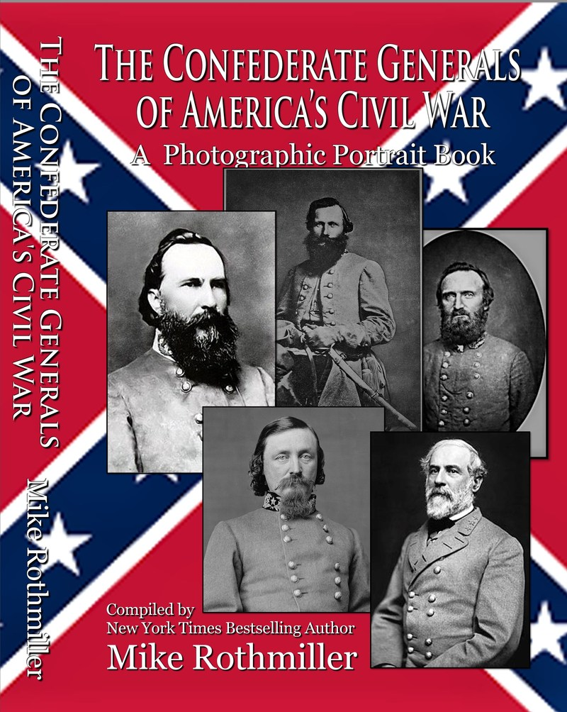 Confederate Generals of the Civil War Book Cover