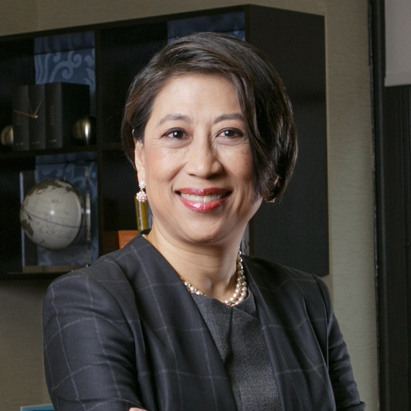 Yie-Hsin Hung, CEO of New York Life Investment Management