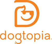 Dogtopia logo (PRNewsfoto/Dogtopia)