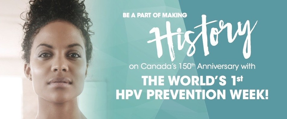 HPV is a sexually transmitted infection (STI) that can cause genital warts and six different types of cancer in men and women — Cervical, Oropharyngeal, Vulvar, Anal, Penile, Anal, Vaginal — but it is preventable. (CNW Group/Federation of Medical Women of Canada (FMWC))