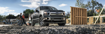 The all-new 2018 Ford F-150 pickup truck is available for test drive in Norwood, Boston and Eastern Massachusetts at Jack Madden Ford