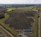 Anesco: UK Climate Change Minister Unveils UK's First Subsidy-free Solar Farm