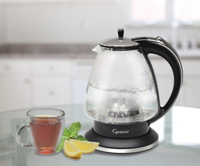 Capresso H2O Glass Rapid-Boil Kettle