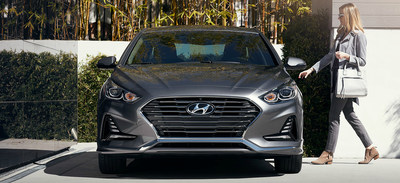 New Hyundai models, like the 2018 Sonata, are eligible for the discount provided through Hyundai's disaster relief program.