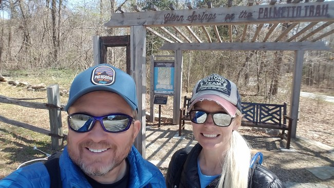Woman With Multiple Sclerosis Will Be Trekking Five-Hundred Miles With Her Husband To Raise Funds And Awareness For The National Multiple Sclerosis Society And They Want To Bring You Along With Them