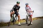 Joe Barr and Jason Black unite to take on worlds toughest endurance race (PRNewsfoto/Team Joe Barr)