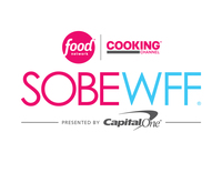 The Food Network & Cooking Channel South Beach Wine & Food Festival presented by Capital One is a star-studded, five-day gourmet gathering showcasing the talents of the world's most renowned wine and spirits producers, chefs and culinary personalities.  100% of the net proceeds from the Festival support its mission to EAT. DRINK. EDUCATE. benefiting the Chaplin School of Hospitality & Tourism Management at Florida International University. (PRNewsfoto/Food Network & Cooking Channel)