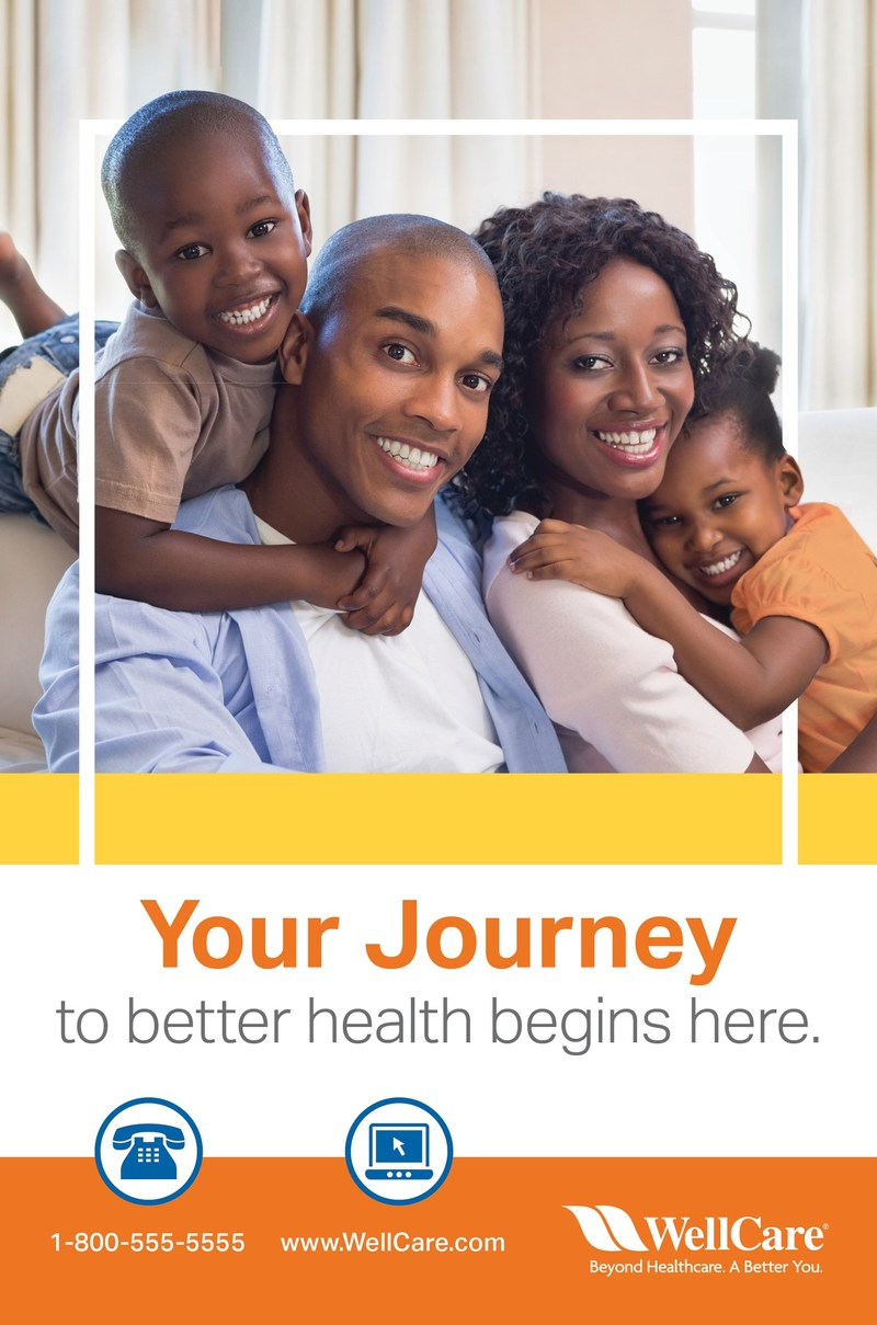 On Sept. 26, WellCare announced it will incorporate a differentiating and vibrant orange color scheme to reflect the optimism and energy of the company's new brand promise: Beyond Healthcare. A Better You.