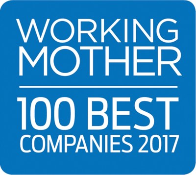 "ROCHE DIAGNOSTICS NAMED TO 2017 WORKING MOTHER ""100 BEST COMPANIES"" FOR LEADERSHIP IN FAMILY BENEFITS AND PAID LEAVE"