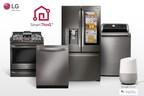 LG Expands Google Assistant Capabilities Across Extensive Smart Appliance Portfolio