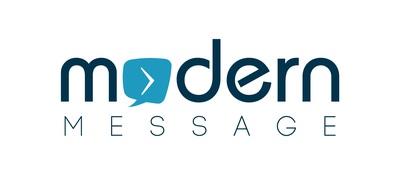 Modern Message logo (PRNewsfoto/Modern Message)