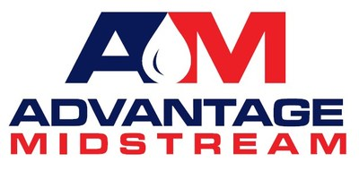 Advantage Midstream Logo (www.advantagemidstream.com) (PRNewsfoto/Advantage Midstream, LLC,Castle)