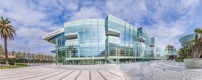 ACC North Expansion Opening, Anaheim Convention Center.
