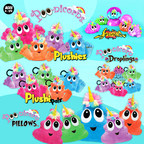 New Licensing Partnerships Mean New Opp-POO-tunities for Fun2Play's Poo-nicornicopia (CNW Group/Fun2Play Toys)