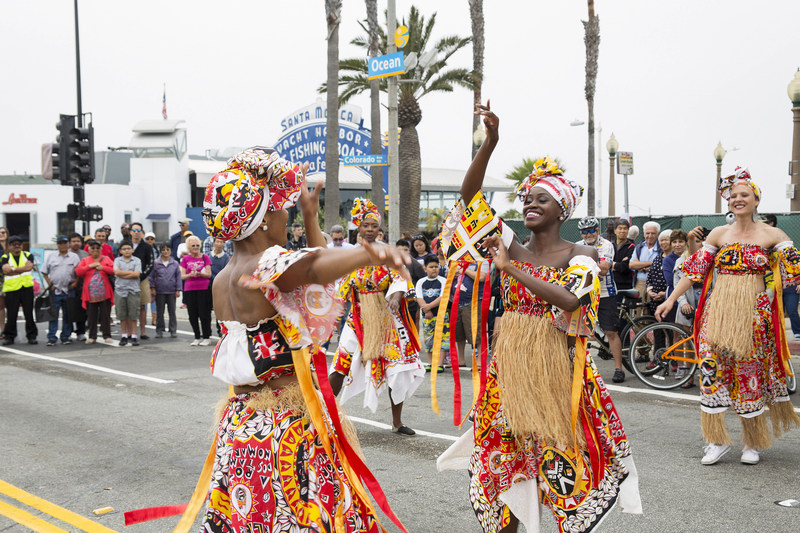 COAST is Santa Monica's Open Streets Festival on October 1, 2017. Two miles of streets will be car-free and programmed with live music, art, dance, and activities for adults and kids alike. The free event is from 10 a.m. to 4 p.m. Details are at www.smgov.net/COAST.