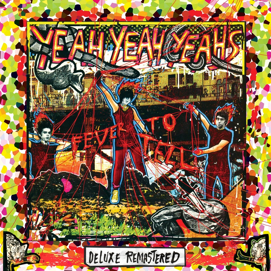"YEAH YEAH YEAHS have announced details of a vinyl reissue of their seminal, ground-breaking debut, Fever To Tell, on October 20th through Interscope Records / UMe. The album will be available as a Limited Edition Deluxe Box, Standard LP, and Digital deluxe and standard re-mastered editions. Pre-Order for all editions from Sept 26th, with release on October 20th. ""Shake It"", a previously unreleased track from the Fever To Tell era, is available as an instant grat now via all digital formats."