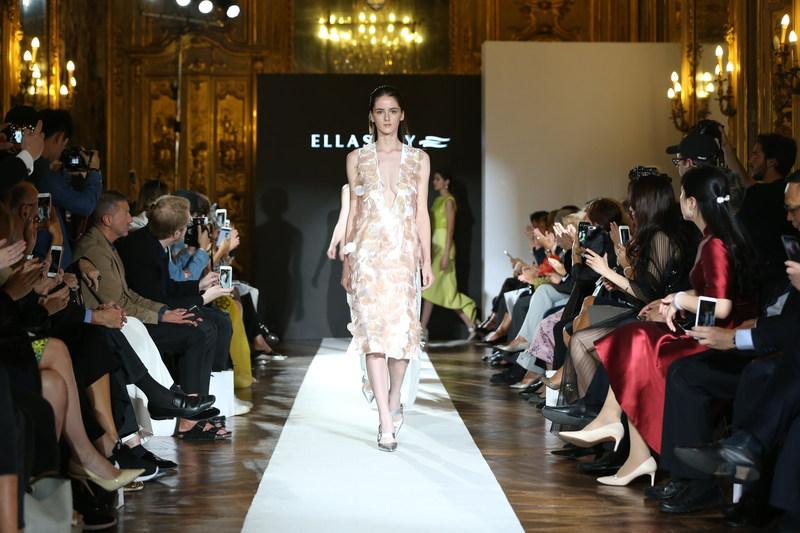 ELLASSAY S/S 2018MILAN FASHION WEEK