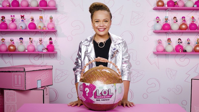 MGA Entertainment celebrates the official release of L.O.L. Surprise! Big Surprise